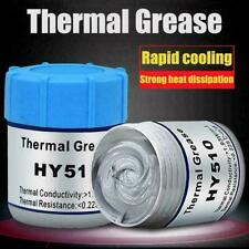 Graphics Cooling Silicone CPU Heat Sink Compound Gray 10g Paste Silicone S6V1