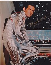 Mark Goddard Lost In Space - Signed 8x10 Glossy Photo - Gold Ink Autograph