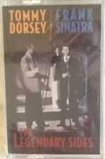 "TOMMY DORSEY/ FRANK SINATRA ""THE LEGENDARY SIDES"" CASSETTE 1997 bmg sealed"