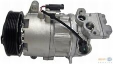 Hella AC Compressor 8FK 351 114-681 fits BMW 1,3 & X1 Series fits BMW 3 Serie...