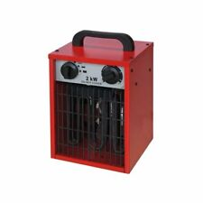 Radiateur Soufflant Industriel - 2000 W - Ip X4