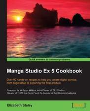 Manga Studio Ex 5 Cookbook (Paperback or Softback)