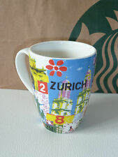 Starbucks City Mug/Tasse Zurich/Suisse/Switzerland, Spécial Edition, 12 oz