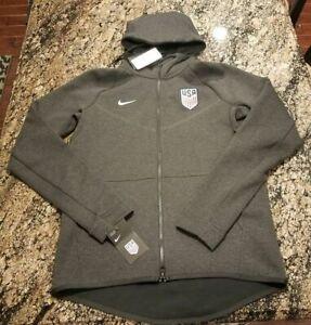 $145 Nike Tech Fleece WIndrunner Dark Gray Rare Team USA Exclusive M 927421 010