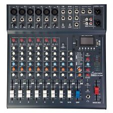 Studiomaster Club XS10 Compact Analog Mixer with Bluetooth inc FX - CLUBXS10