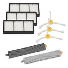 Ersatz Teile Set für iRobot Roomba Serie 800 900 Filter Seiten Bürste Bürsten