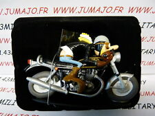 MOTO JOE BAR TEAM RESINE : Jean Manchzek NORTON 850 COMMANDO