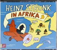 HEINZ STRUNK - HEINZ STRUNK IN AFRIKA 3 CD NEW STRUNK,HEINZ