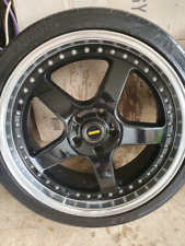 Simmons design / Forgeauto 20inch Commodore wheels  suit VE/VF kumo tires 95%