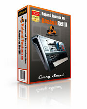 Roland Fantom X6 Reason Refill: digital delivery