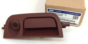 King Ranch F250 F350 F450 Super Duty Red Center Console Door Lid Handle Latch OE