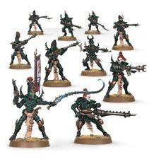 KABALITE WARRIORS 10 miniature DRUKHARI citadel WARHAMMER 40K games workshop 12+