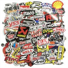 120Pcs Vinyl Jdm Stickers Pack Car Motorcycle Racing Motocross Helmet Decals Lot