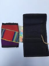 Gringo Patchwork Wallet Hippie Boho Patterned Unisex Wallet Fair Trade