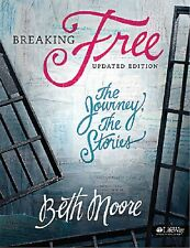 Beth Moore Breaking Free Updated Christian Bible Study DVD Set