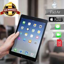 Reino Unido iPad de Apple de 5th Generación de aire -16 GB-Wifi-pantalla 9.7 in (approx. 24.64 cm), Negro o Plata