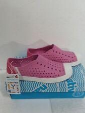 Native Kids' Jefferson Malibu Pink Child Sneaker Junior Size 5