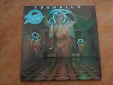 Zeus – Europium ( wih inlay ) lp