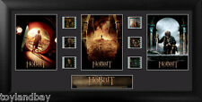 Film Cell Genuine 35mm Framed & Matted THE HOBBIT THE HOBBIT Trilogy USFC6181