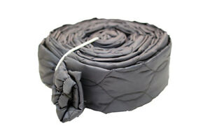 9M Ducted vacuum hose sock ZIPPERED AND PADDED. Fits for all central vacuum!