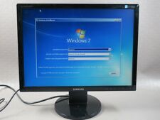 "Samsung SyncMaster 2243LNX 22"" TFT LCD Monitor 1680x1050 16:9 5ms 1000:1 #30336"