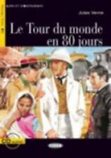 LE TOUR DU MONDE EN 80 JOURS (LIRE ET S'ENTRAINER) (FRENCH By Jules Verne
