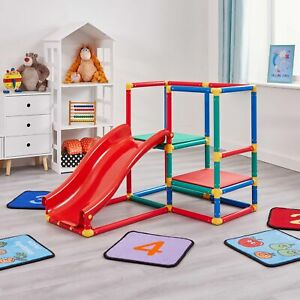 Children's Play Gym Sporting Panel 10 in 1 Activity Gym