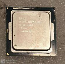 Intel Core i7-4770 3.4GHz Quad-Core Processor