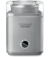 New ListingCuisinart Ice-30Bcp1 Ice Cream Maker, 2-Qt, Silver, New