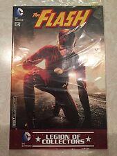 Flash 123 Funko DC Legion of Collectors TV Variant Cover NM UNREAD