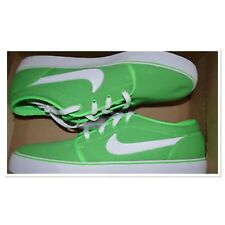 Nike Toki Low TXT  N Green White Casual  Walking Skate Canvas Shoes Sneakers 10
