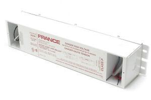 France 2820K 18164 Cold Cathode 1 or 2 Lamp Ballast, 277V to 990V, 200mA