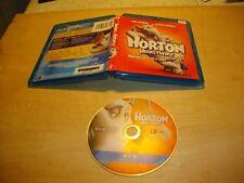 Dr. Seuss - Horton Hears a Who (Blu-ray Disc, 2010, Canadian)