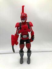 "Power Rangers Beat Morphers Red Ranger Fury Mode 6"" Figure w/ accessories"