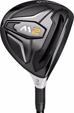 New LH TaylorMade TM16 M2 18* 5 Fairway Wood TM REAX Regular Graphite M-2