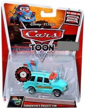 Disney Cars Cars Toon Deluxe Oversized Tormentor's Biggest Fan Diecast Car