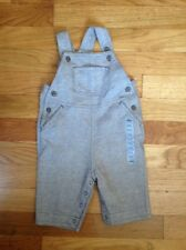 Old Navy Infant Overalls. Size 0-3 Months Brown Tweed. Nwt