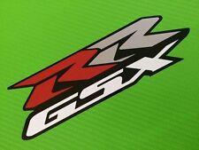Gsxr Rr Moto Gp logotipo Calcomanías Stickers Par # 13rr
