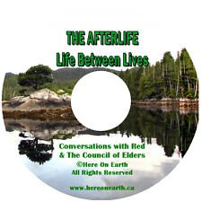 """CD MP3 'THE AFTERLIFE""""; Spiritual Teachings from The Council of Elders"""