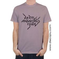 T-shirt 100% cotone COCOON IBIZA PARTY ANIMALS rose maglia NEW per DJ taglia L
