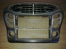 986 carbon fiber finish dash cover kit '97-'02