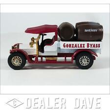 Dealer Dave 1918 Crossley Delivery Truck Y-26 Matchbox Models of Yesteryear