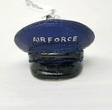 Air Force Cap (32379) Old World Christmas Ornament