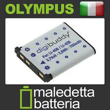 Batteria Alta Qualità SOSTITUISCE Olympus LI40B LI-40B LI42B LI-42B