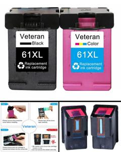61XL COMPATIBLE FOR HP 61XL INK CARTRIDGE FOR ENVY 4500 4502 DESKJET PRINTER