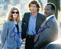 HOT SEXY RENE RUSSO SIGNED 8X10 PHOTO AUTHENTIC AUTOGRAPH THOR COA G