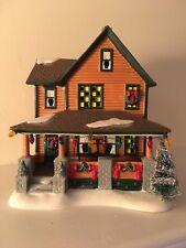 "Dept 56 A Christmas Story ""Ralphie's House"""