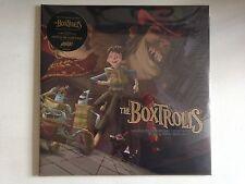The Boxtrolls Movie Soundtrack - splatter coloured vinyl - MINT - LIMITED TO 500