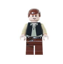 NEW LEGO Han Solo FROM SET 10188 STAR WARS EPISODE 4/5/6 (sw0179a)