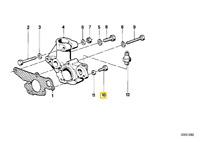 Original BMW Sechskant Schrauben Schaltgetriebe M6X20-8.8-ZNS 07119913016